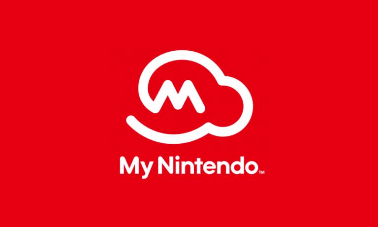 Первые физические награды в My Nintendo для Европы