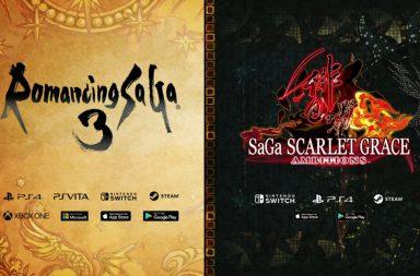 Romancing SaGa 3 и SaGa Scarlet Grace Ambitions выйдут на Западе для Switch 4