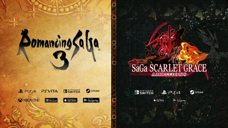 Romancing SaGa 3 и SaGa Scarlet Grace Ambitions выйдут на Западе для Switch