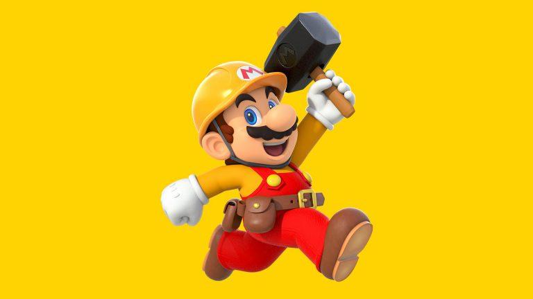 Super Mario Maker 2 позволяет загрузить только 32 уровня