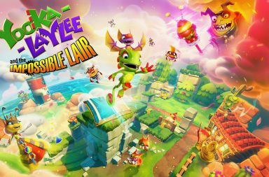 """Yooka-Laylee and the Impossible Lair"" анонсирована на Switch 2"