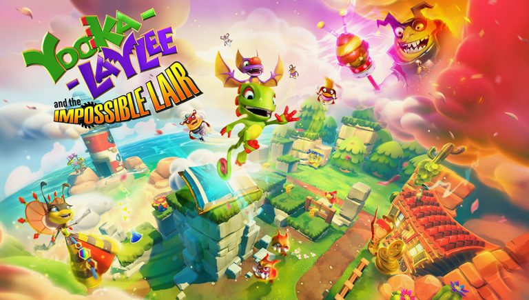 """""""Yooka-Laylee and the Impossible Lair"""" анонсирована на Switch"""