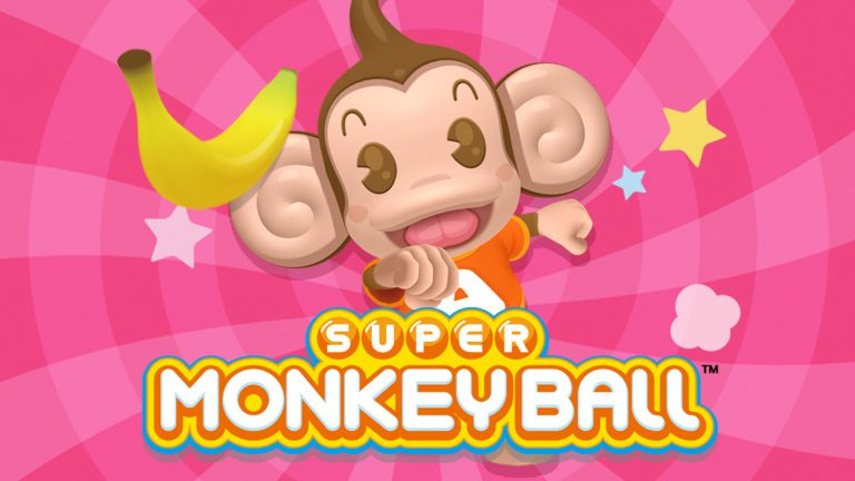 Новая игра из серии Super Monkey Ball может выйти на Switch