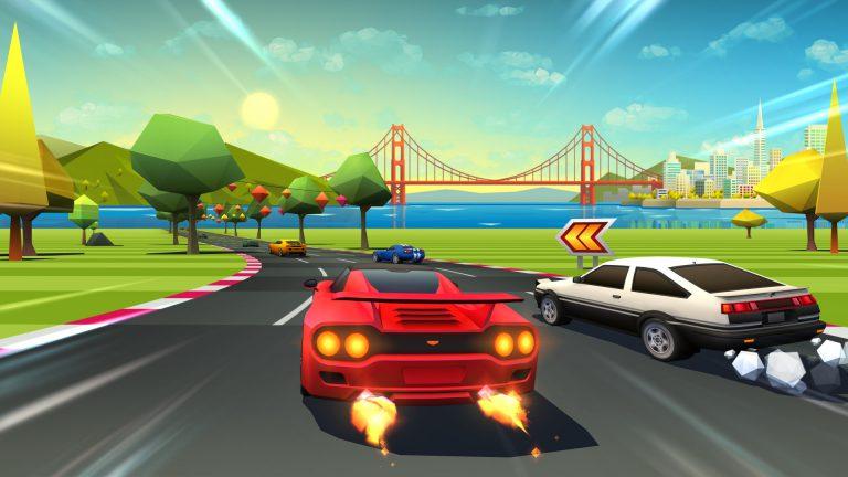 Horizon Chase Turbo получит бесплатное дополнение