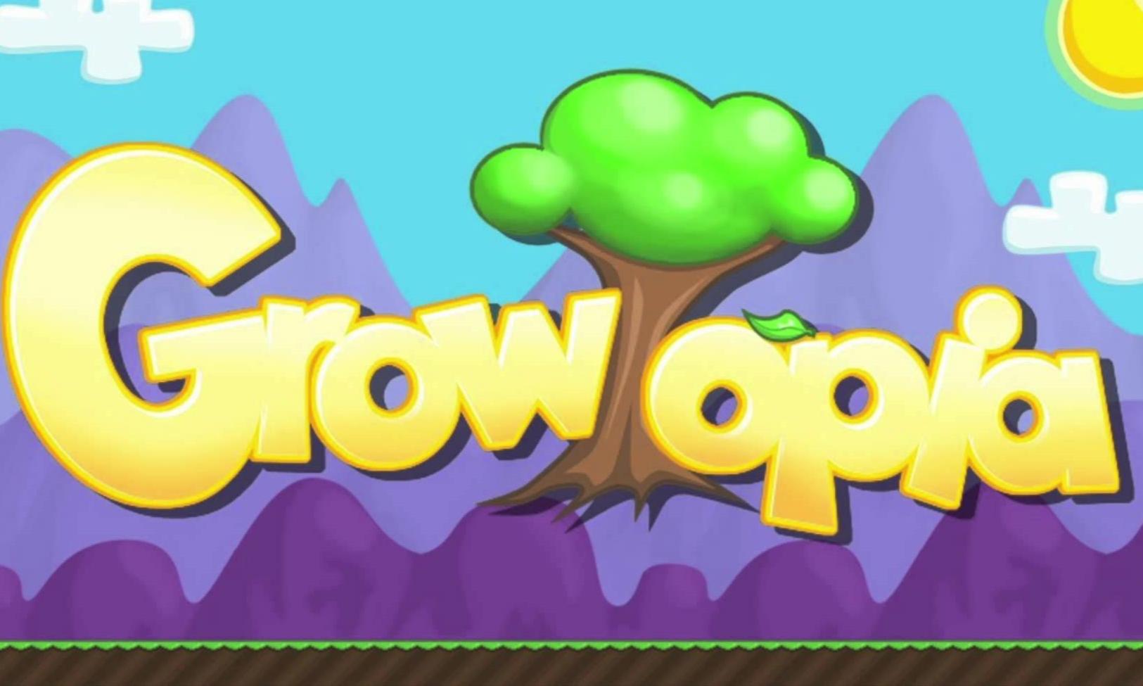 Релизный трейлер Growtopia