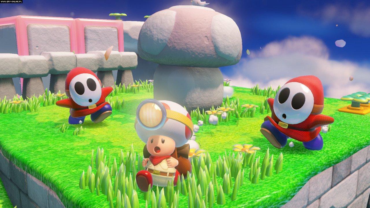 Японские подписчики Switch Online получат полную версию Captain Toad: Treasure Tracker на 10 дней