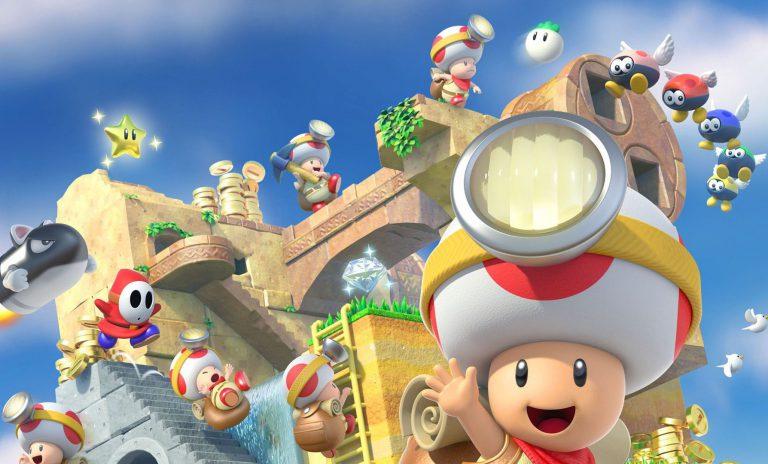 Captain Toad: Treasure Tracker получила поддержку Labo VR