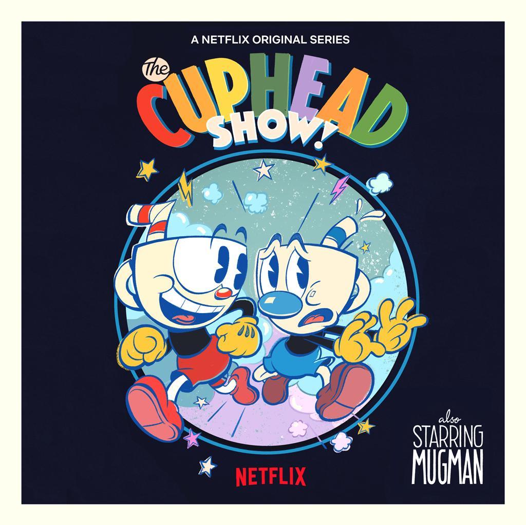 Netflix снимает мультфильм по мотивам Cuphead!