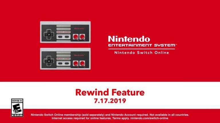 Nintendo добавит функцию перемотки в приложение NES