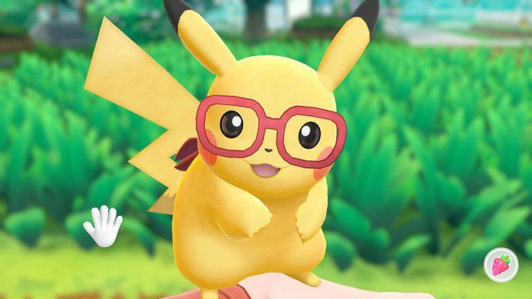 Для Pokemon: Let's Go Pikachu / Eevee вышло обновление 1.0.2