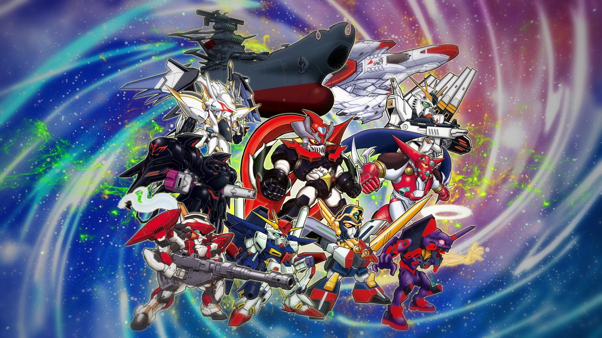 Super Robot Wars V и Super Robot Wars X выйдут на Switch