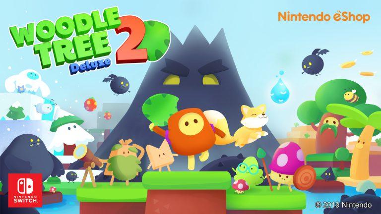 Woodle Tree 2: Deluxe выйдет на Switch 25 июля