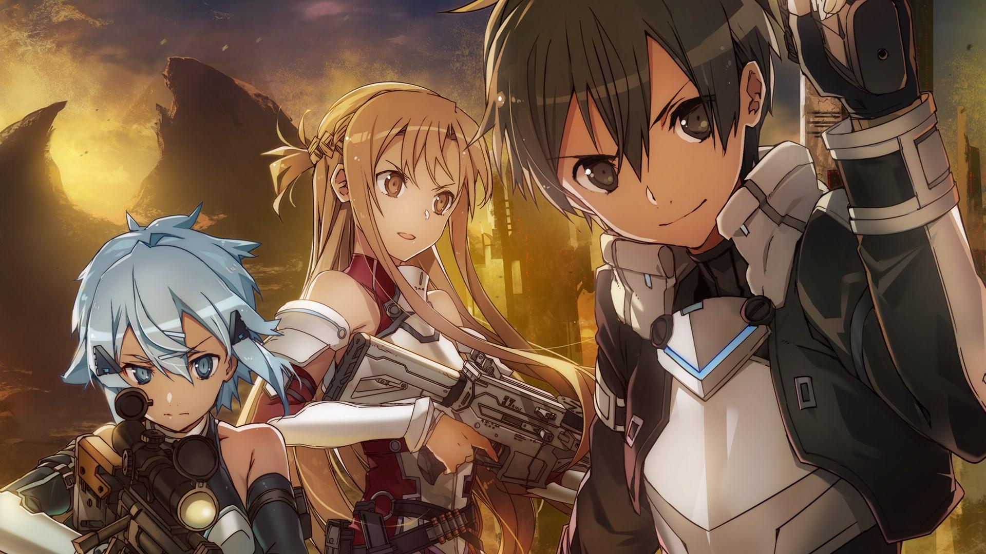 Западная версия Sword Art Online: Fatal Bullet Complete Edition выйдет на физическом носителе
