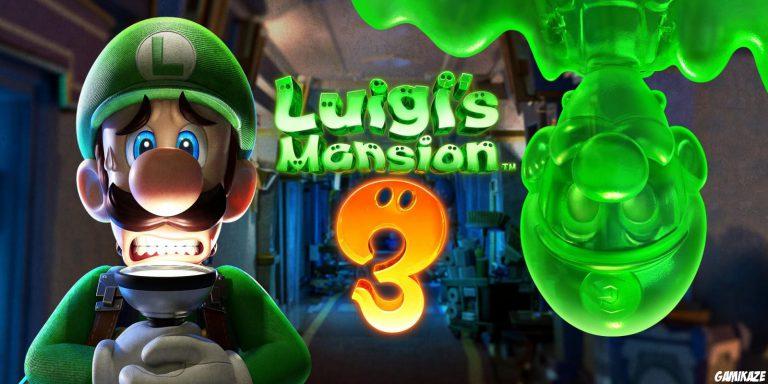 Австралийские игроки получат эксклюзивный стилбук вместе с Luigi's Mansion 3