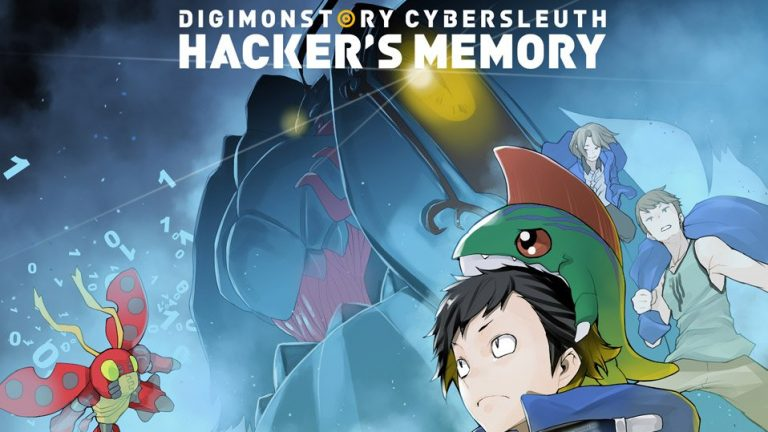 Digimon Story: Cyber Sleuth и Digimon Story: Cyber Sleuth – Hacker's Memoryвыйдут на Switch