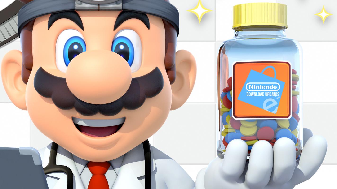 Появились июльские награды My Nintendo