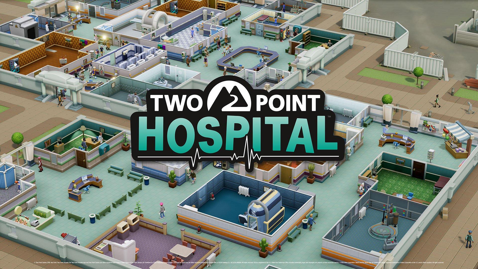 TwoPoint Hospital выйдет на Switch