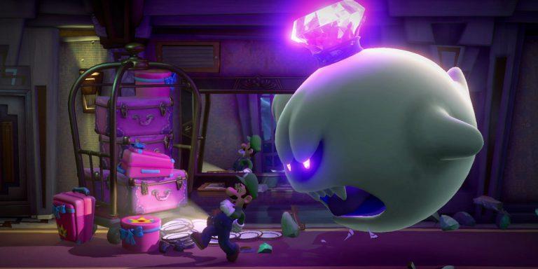 Luigi's Mansion 3 выйдет 31 октября