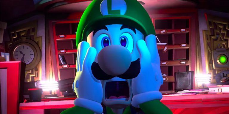 Мексиканский Amazon слил дату выхода Luigi's Mansion 3