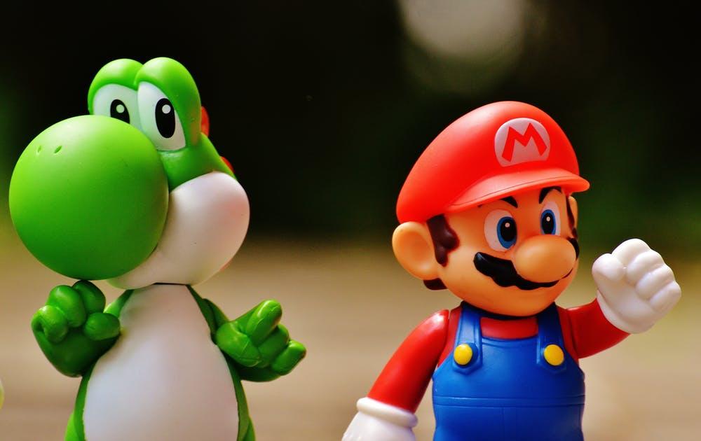 Люди хотят Марио в президенты!