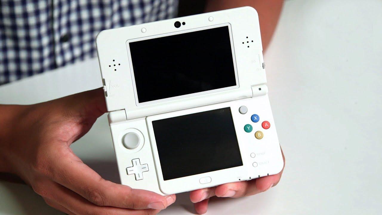 Nintendo продолжить поддерживать 3DS