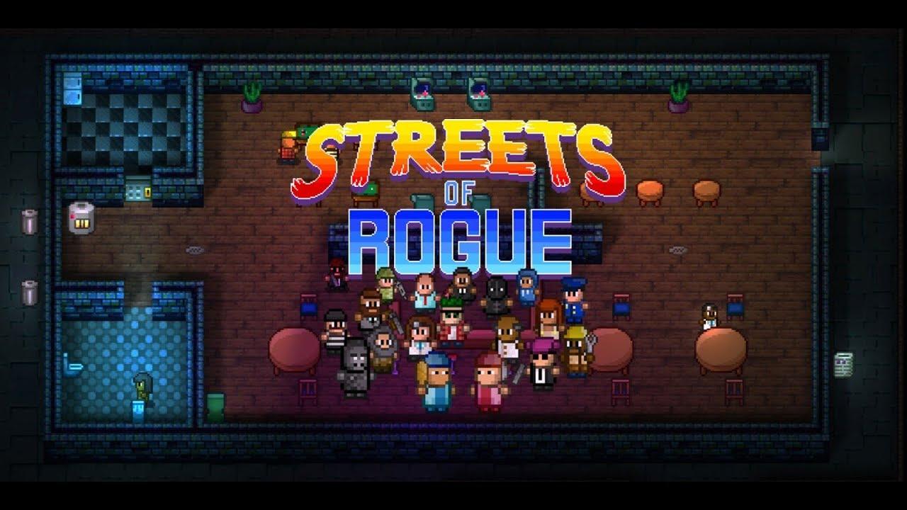 Streets of Rogue выйдет на Switch 12 июля