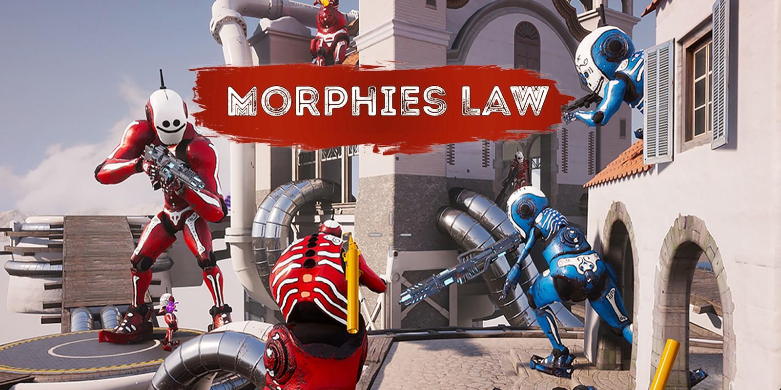 Релизный трейлер Morphies Law: Remorphed