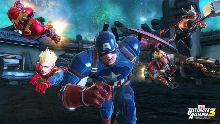 Для Marvel Ultimate Alliance 3: The Black Order вышло обновление 1.0.1