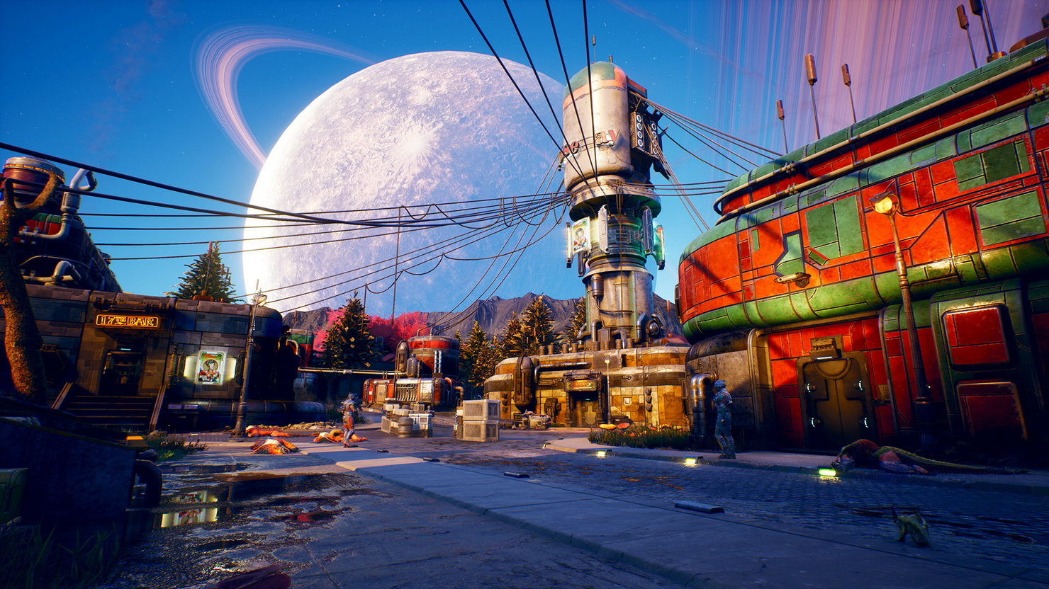 The Outer Worlds выйдет на Switch