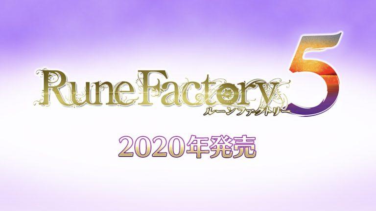 Первый тизер-трейлер Rune Factory 5