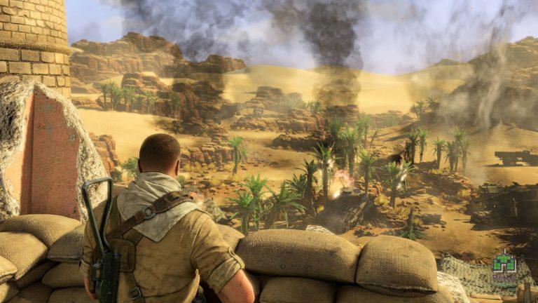 Sniper Elite 3 Ultimate Edition для Switch выйдет 1 октября