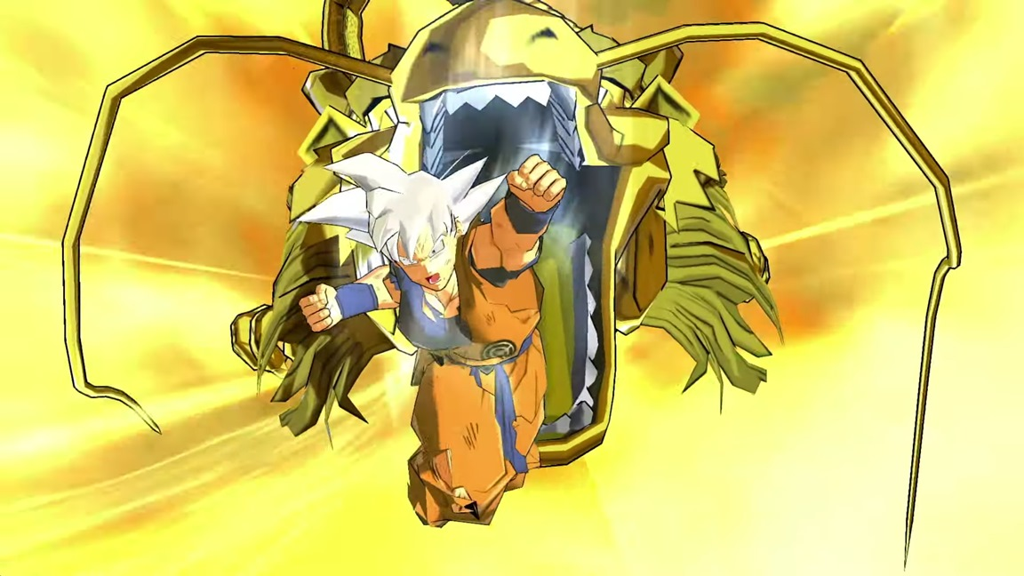 Анонсировано второе бесплатное DLC для Super Dragon Ball Heroes: World Mission