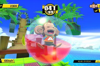 Tabegoro! Super Monkey Ball официально анонсирована для Switch 5