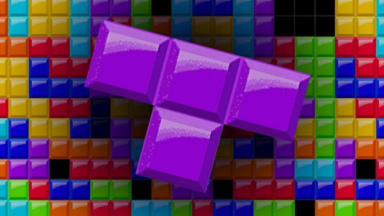 Бокс-арт физического издания Tetris 99