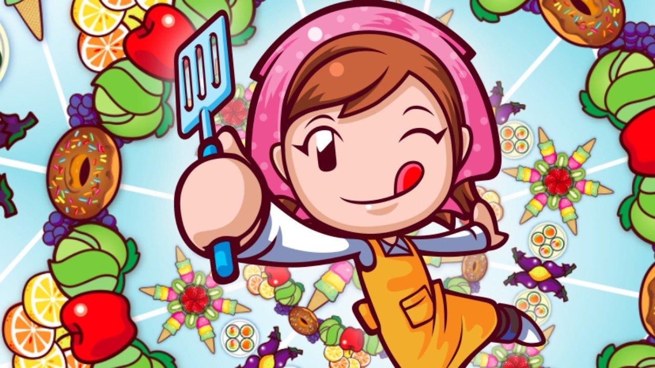 Cooking Mama: Cookstar выйдет на Switch