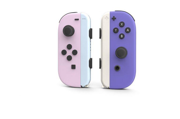 Контроллеры Joy-Con новой модели Switch отличаются от оригинальных