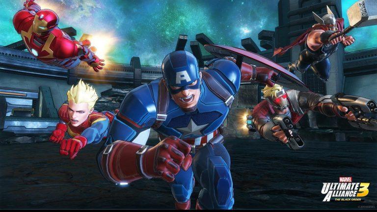 Для Marvel Ultimate Alliance 3: The Black Order вышло обновление 1.0.2
