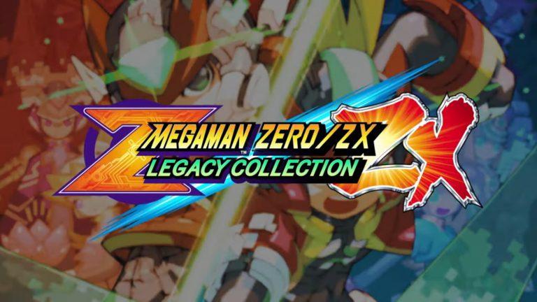 Mega Man Zero/ZX Legacy Collection официально анонсирована на Switch