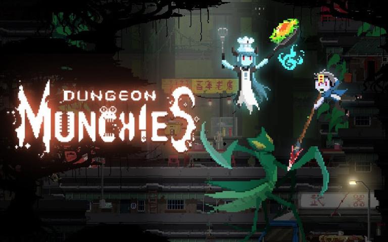 Dungeon Munchies анонсирована на Switch