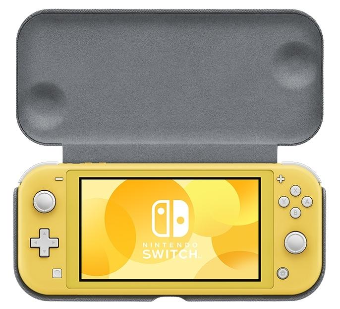 Nintendo выпустит откидывающийся чехол для Switch Lite