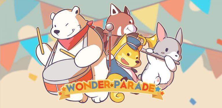 Wonder Parade выйдет на Switch