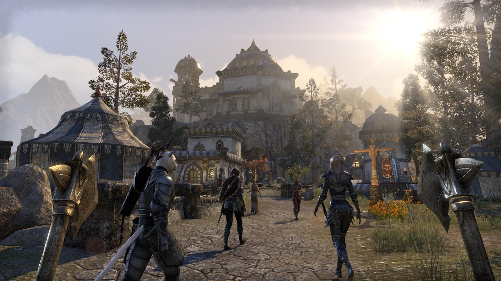 Bethesda: Switch недостаточно мощная, чтобы запустить Elder Scrolls Online