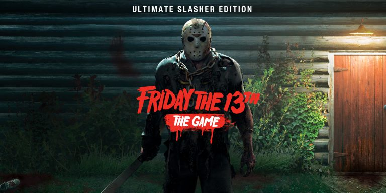 Геймплей Switch-версии Friday the 13th: The Game Ultimate Slasher Edition