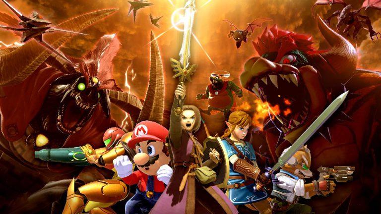 Nintendo анонсировала онлайн-турнир для SSB Ultimate