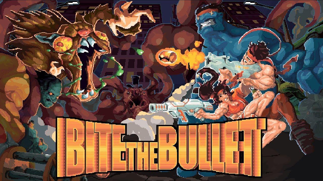 Bite The Bullet анонсирована для Nintendo Switch