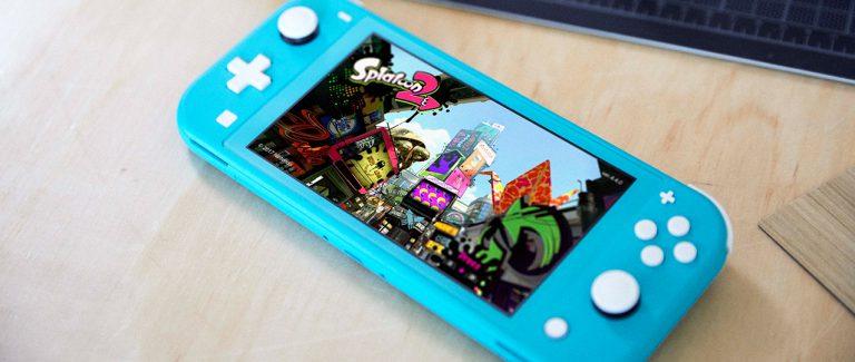 Gaming Boulevard взглянули на Switch Lite!