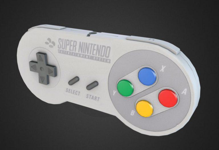 Nintendo выпустит беспроводные SNES контроллеры