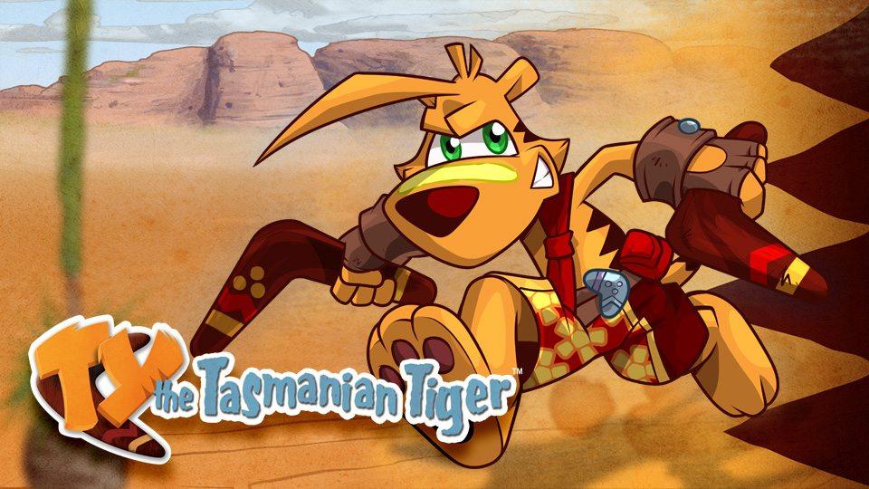 Ty the Tasmanian Tiger может выйти на Switch