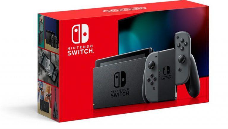 Обновленная модель Switch стала появляться в магазинах (но не в России)