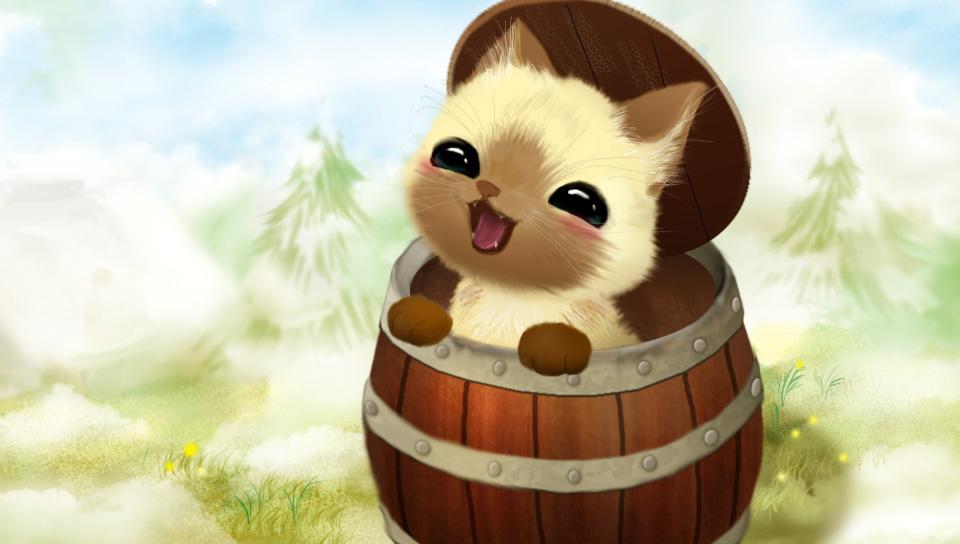 Весь мир отмечает международный день кошек!